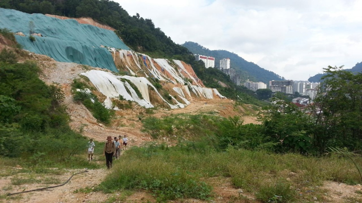 What's happening to Penang's hills? The case of PayaTerubong